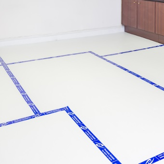 Temporary Floor Protection